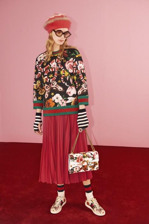 Gucci ra mắt bộ sưu tập thời trang Gucci Garden-9