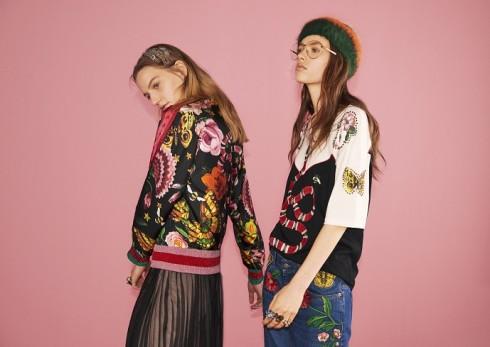 Gucci ra mắt bộ sưu tập thời trang Gucci Garden-4