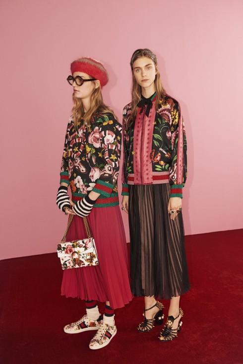 Gucci ra mắt bộ sưu tập thời trang Gucci Garden-11