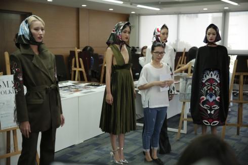 """Hi vọng thời trang trẻ """"Made in Vietnam"""" từ ĐH Hoa Sen"""