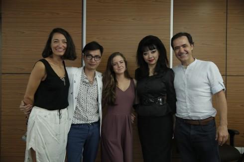 Những hi vọng thời trang trẻ từ Đại Học Hoa Sen