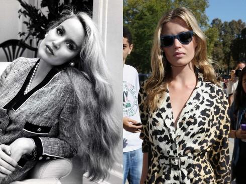 """Phong cách thời trang của 9 cặp mẹ con """"siêu sao"""" của Hollywood 10"""