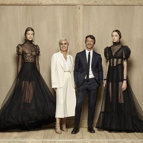 Tuần lễ thời trang Paris Haute Couture FW16 Valentino-1