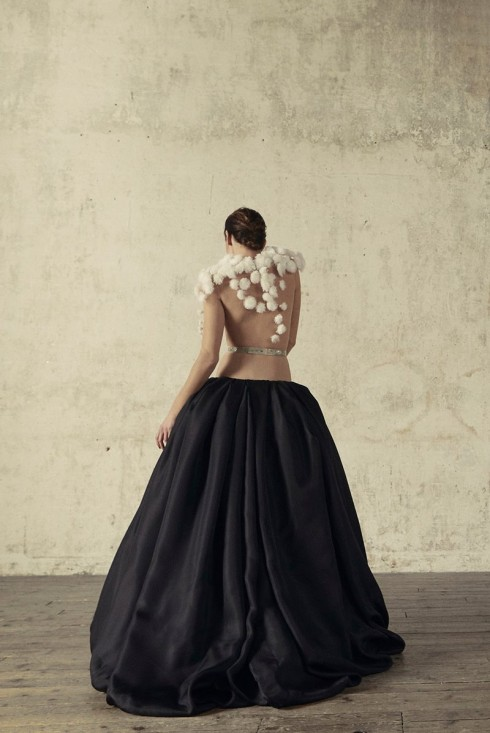 Tuần lễ thời trang Paris Haute Couture FW16 Stephane Rolland-1
