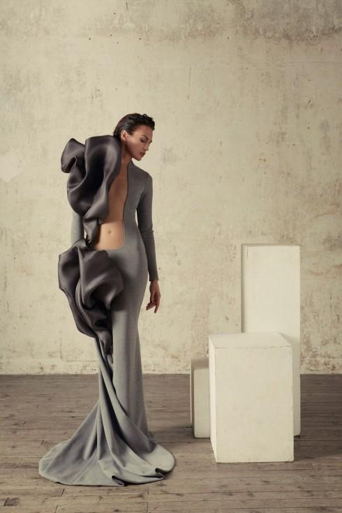 Tuần lễ thời trang Paris Haute Couture FW16 Stephane Rolland-2