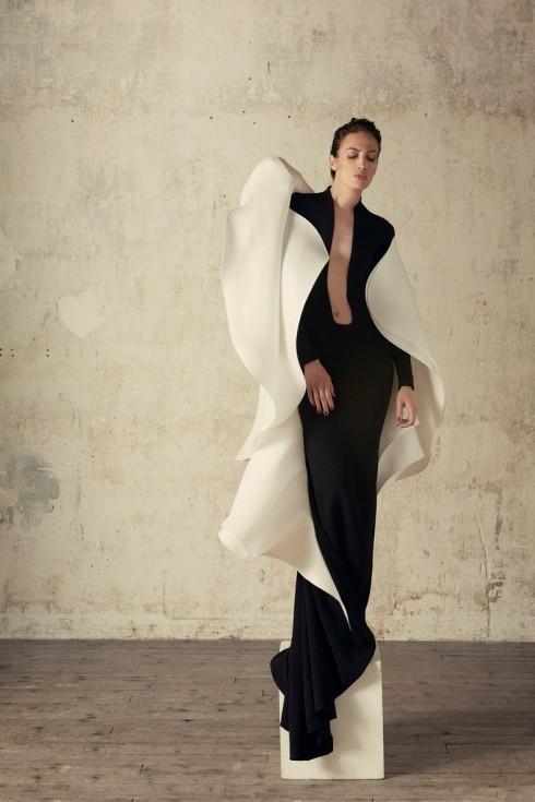 Tuần lễ thời trang Paris Haute Couture FW16 Stephane Rolland-5