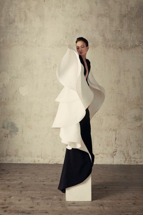 Tuần lễ thời trang Paris Haute Couture FW16 Stephane Rolland-6