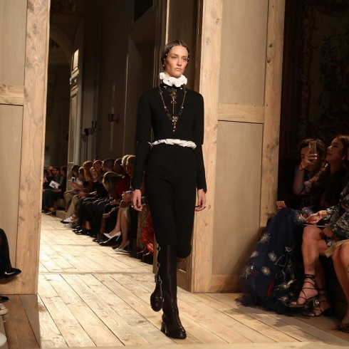 Tuần lễ thời trang Paris Haute Couture FW16 Valentino-3