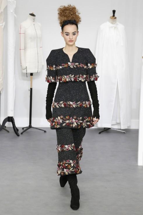 Tuần lễ thời trang Paris Haute Couture FW16 Chanel-4