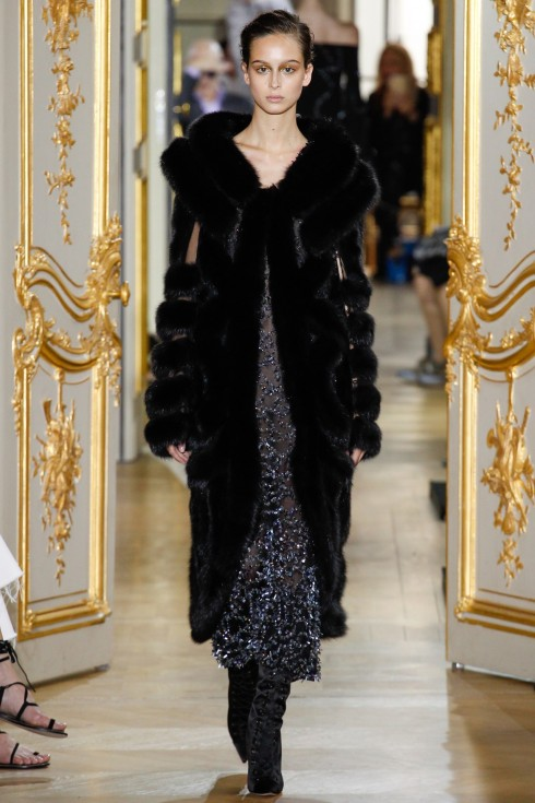 Tuần lễ thời trang Paris Haute Couture FW16 J Mendel