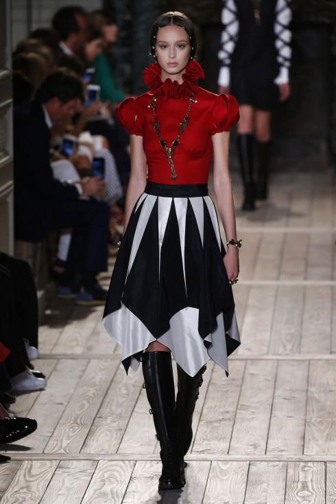 Tuần lễ thời trang Paris Haute Couture FW16 Valentino-9