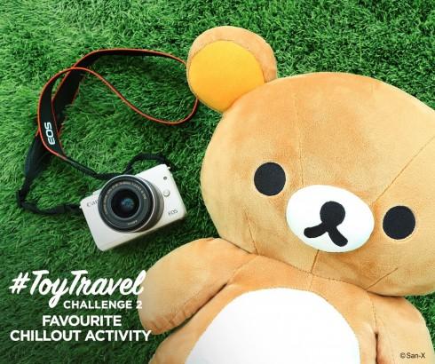 Không chỉ đi chơi, bạn còn có thể ghi lại những khoảnh khắc đẹp khi đi du lịch với thú cưng và gửi ảnh dự thi.