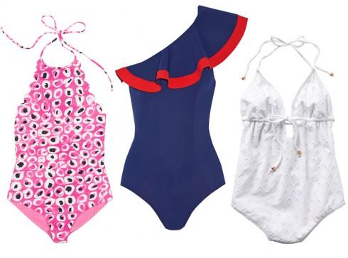 Thời trang bikini một mảnh cho khuôn ngực nhỏ