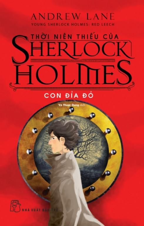 Giới thiệu sách mới Thời thiếu niên của Sherlock Holmes