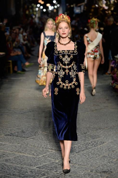 Những thiết kế đặc trưng của Dolce & Gabbana