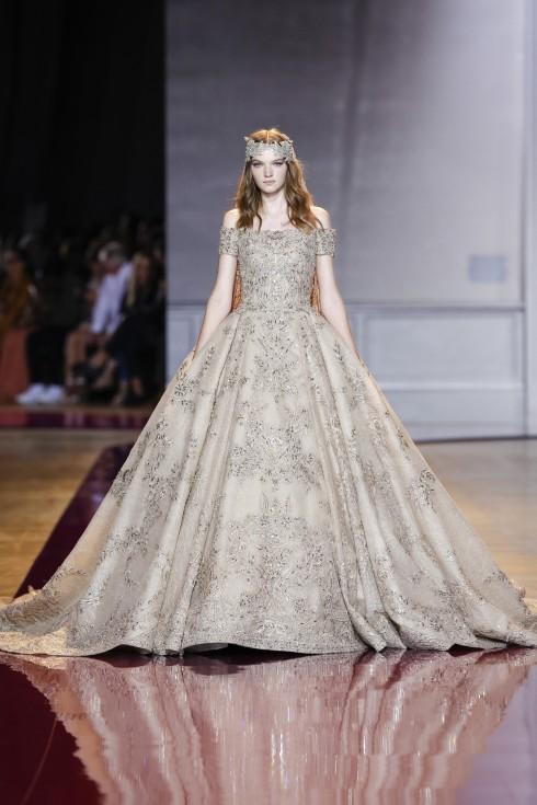 Mẫu váy cưới xa hoa của Zuhair Murad