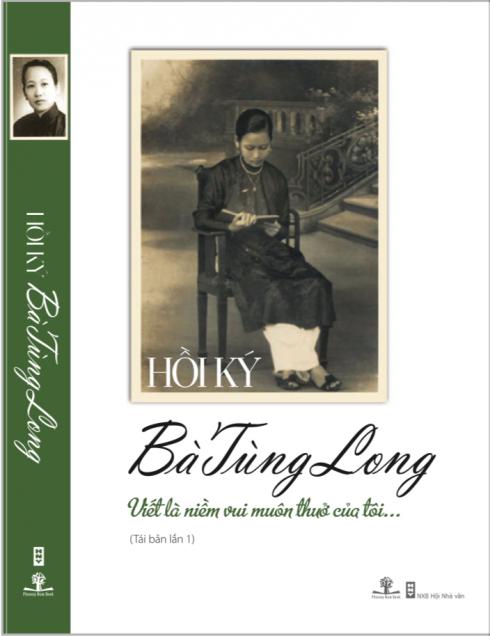 Giới thiệu sách Hồi ký bà Tùng Long