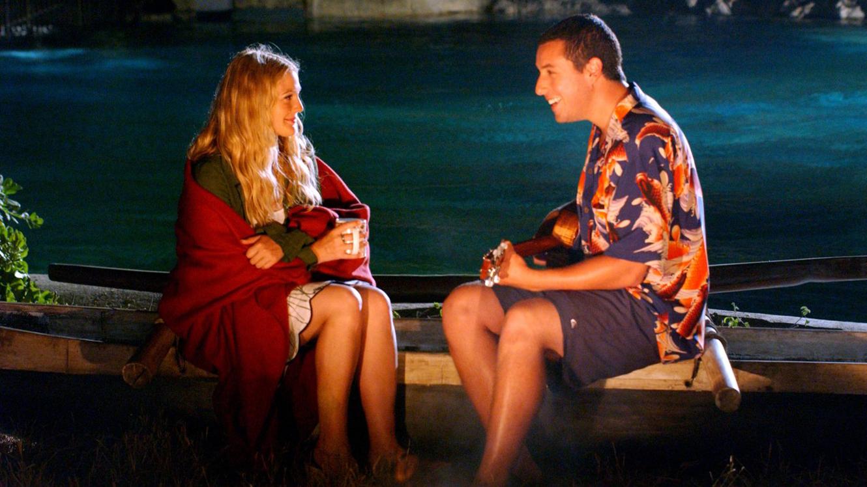 Sau The Wedding Singer, 50 First Dates là lần thứ hai Adam Sandler đóng cặp  với Drew Barrymore. Sự kết hợp ăn ý và đầy ngẫu hứng của hai người đã mang  ...