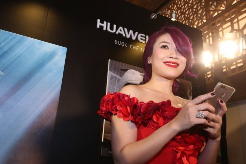 Huawei My Tam - Nhung khoang khac dang nho 1