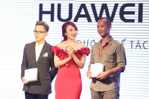 Huawei My Tam - Nhung khoang khac dang nho 10
