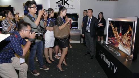Panasonic Việt Nam giới thiệu TV 4K Pro với chất lượng hình ảnh đỉnh cao-8