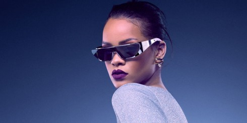 Rihanna Dior Sunglasses Collaboration