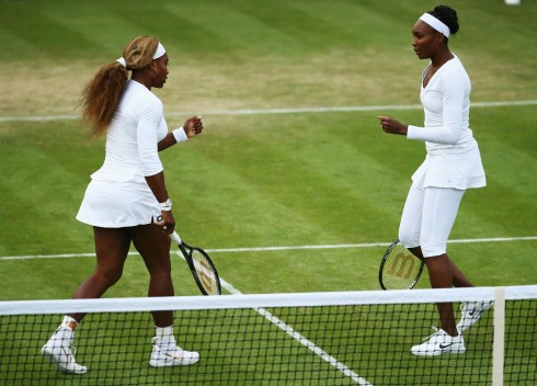 Venus và Serena Williams - Chị em mãi là đồng đội