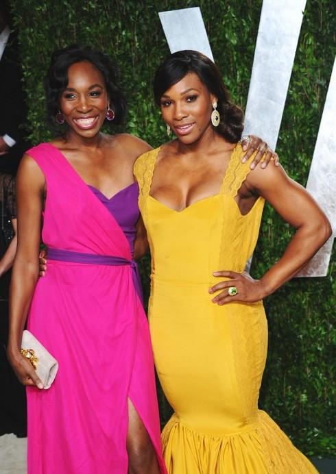 """Venus và Serena Williams - """"Ghen tị"""" không có trong từ điển"""
