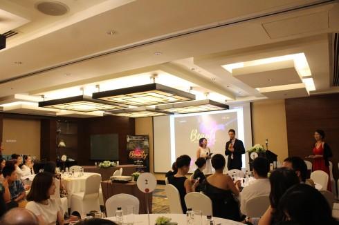 """""""Beauty Secret from Israel"""" là sự kiện được Wanderlust Tips Ladies Club đã phối hợp với Đại sứ quán Israel tại Hà Nội tổ chức."""