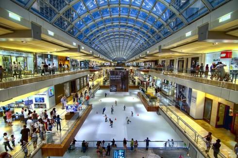 Địa điểm du lịch mua sắm The Galleria