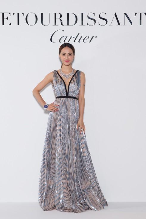 BST trang sức Cartier Étourdissant ra mắt tại Đài Loan-10