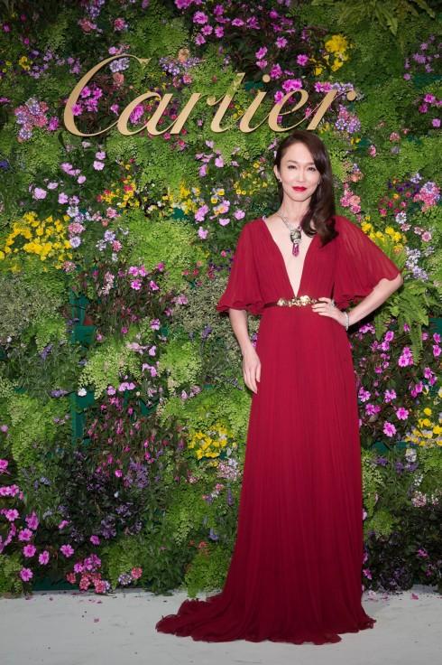 BST trang sức Cartier Étourdissant ra mắt tại Đài Loan-19