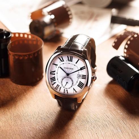 Đồng hồ nam Drive de Cartier - Khẳng định vị thế Quý ông-31<br/>Đồng hồ nam Drive de Cartier - Khẳng định vị thế Quý ông-31