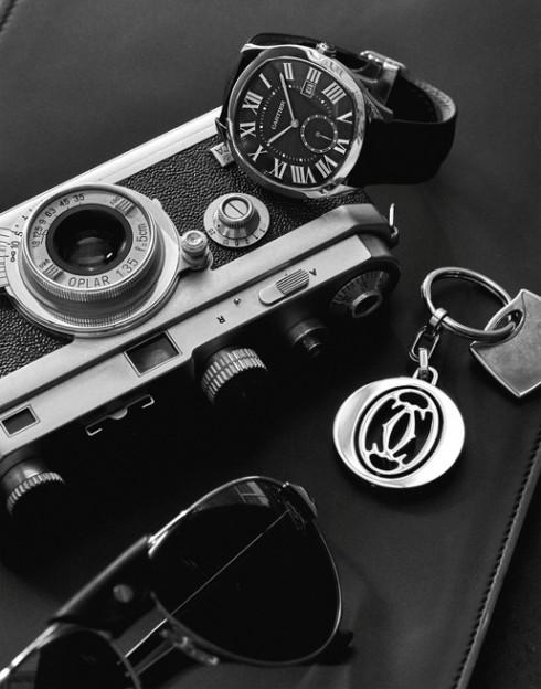 Đồng hồ nam Drive de Cartier - Mạnh mẽ lịch lãm - ảnh 4