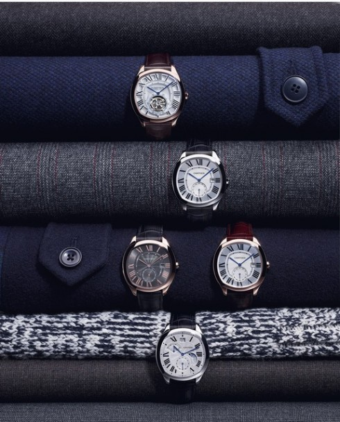 Đồng hồ nam Drive de Cartier - Khẳng định vị thế Quý ông-6