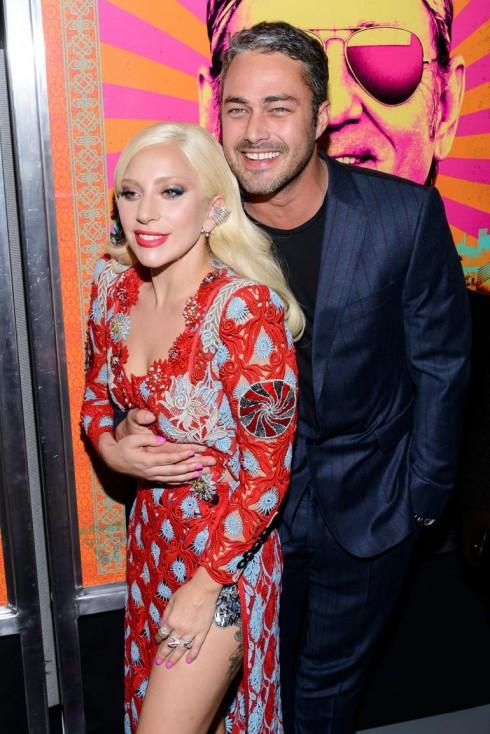 Lady Gaga bat ngo chia tay voi ban trai sau 5 nam ben nhau 2