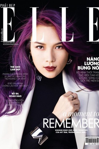 ELLE tháng 08 /2016 – Time of Her Life