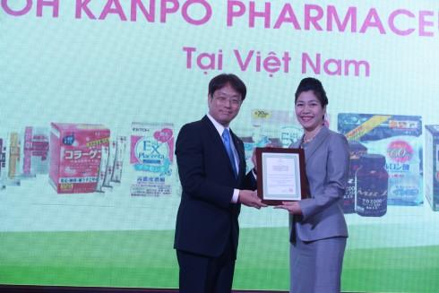 Thực phẩm chức năng đến từ Itoh Kanpo Pharmaceutical Nhật Bản-1