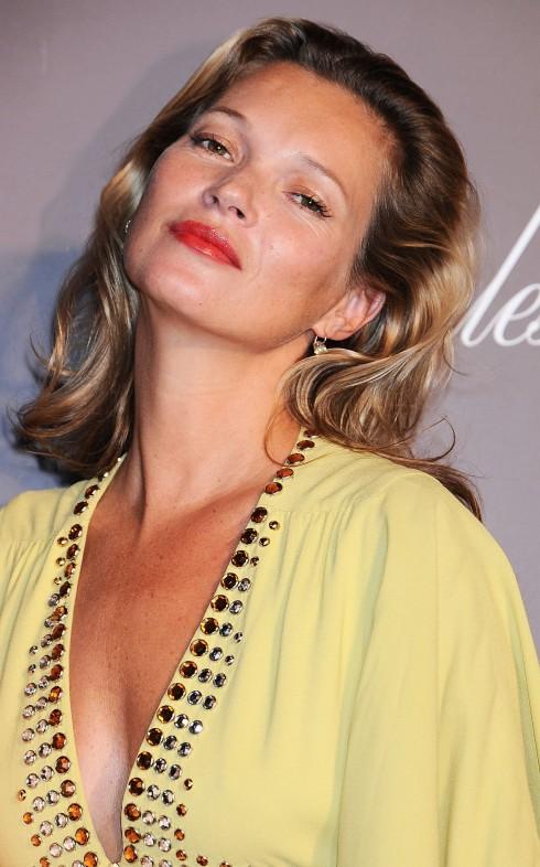 4 bí quyết làm đẹp cho đôi môi như Kate Moss
