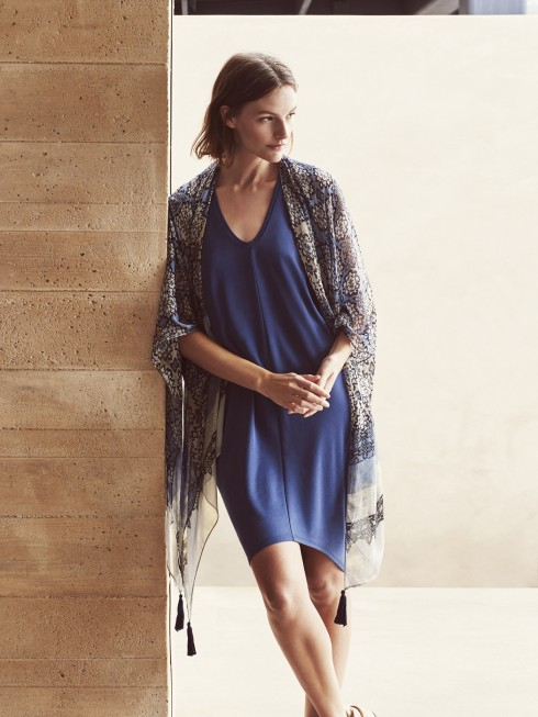 BCBGMAXAZRIA Summer 2016 - Bộ sưu tập thời trang In The Moment-10