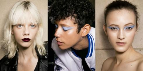 Cách trang điểm từ show Versace
