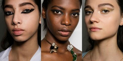 Cách trang điểm từ show Dior
