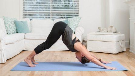 Lấy lại vóc dáng thon gọn với những bài tập Yoga giảm mỡ bụng dưới chỉ cần thực hiện tại nhà