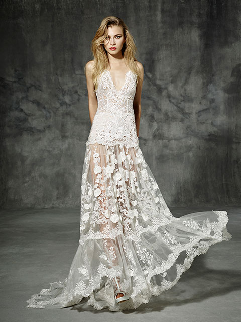 30 mẫu váy cưới đẹp dành cho cô dâu cá tính-1