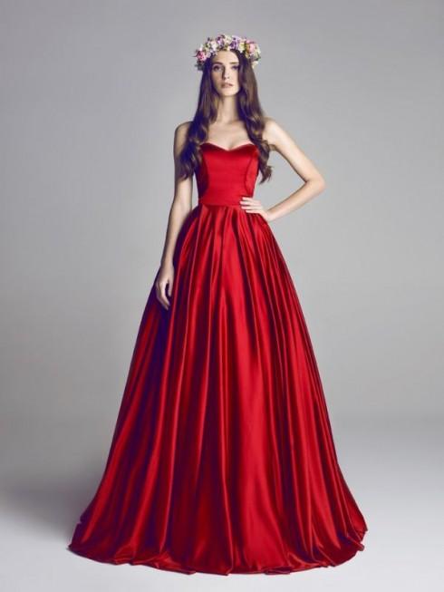 30 mẫu váy cưới đẹp dành cho cô dâu cá tính-2