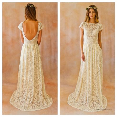 30 mẫu váy cưới đẹp dành cho cô dâu cá tính-4