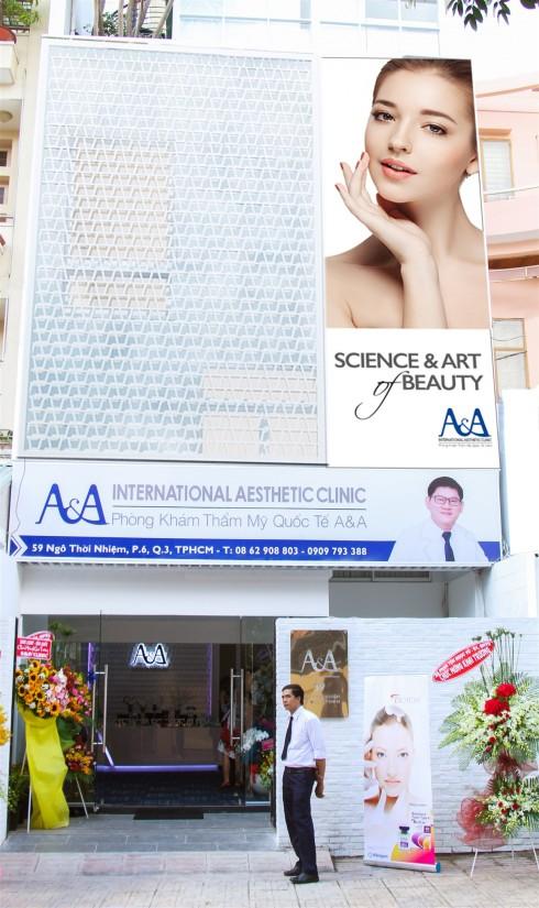 Phòng khám thẩm mỹ quốc tế A&A