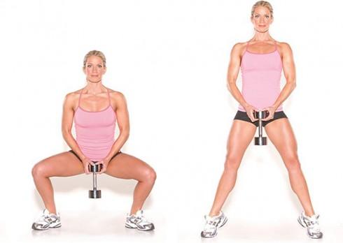 plie-squats