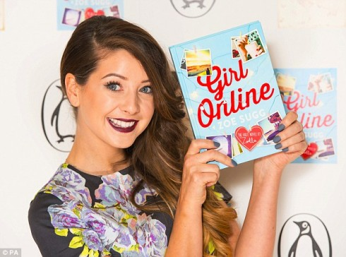 Girl Online - Romance Novel - Zoella