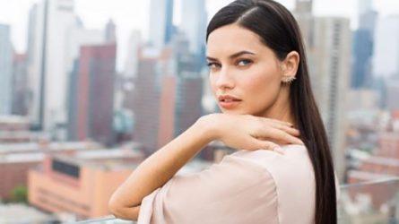 Bí quyết làm đẹp từ A đến Z của thiên thần Adriana Lima